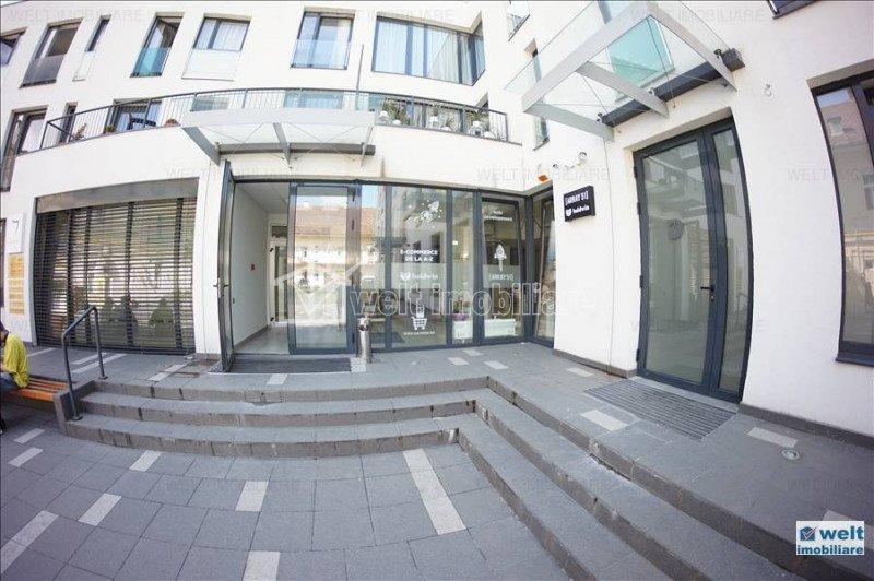 Spatiu de vanzare, zona centrala, ideal pentru birouri, 109 mp