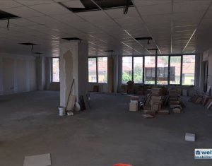 Birouri 174mp open space finisat, zona Garii, imobil nou, ideal birouri