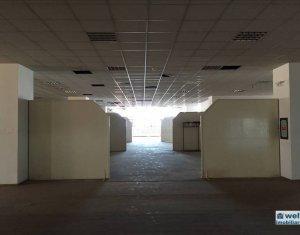 Inchiriere spatiu comercial 1.437mp open space Mihai Viteazu