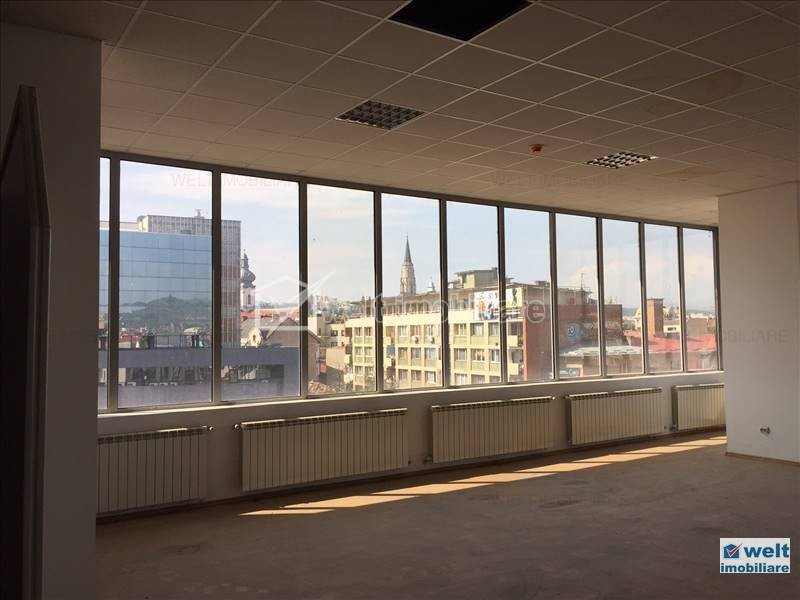 Inchiriere 1437mp birouri open space pta M Viteazu , NTT Data