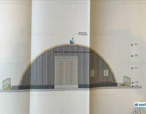 Platforma industriala Apahida 4500mp teren, 2 hale 1400mp