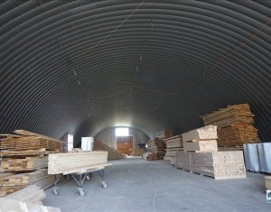 Espace Industriel à vendre dans Cluj-napoca, zone Apahida