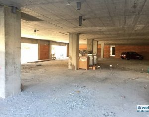 Commercial space for rent in Cluj Napoca, zone Dambul Rotund