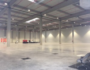 Industrial space for rent in Jucu De Mijloc