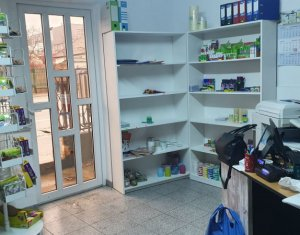 Üzlethelyiség kiadó on Cluj Napoca, Zóna Floresti