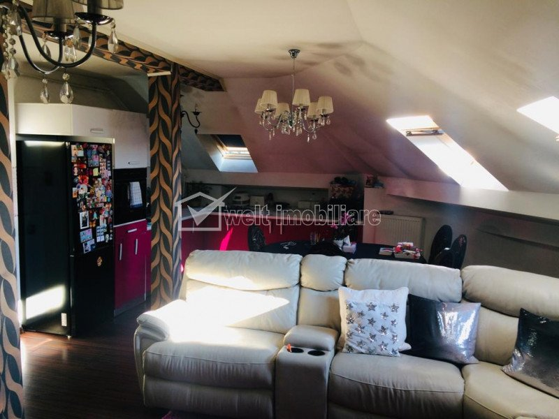 Vanzare apartament de 4 camere, strada Transilvaniei, Baciu