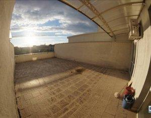 Apartament lux, 2 camere, terasa, garaj, zona Calea Dorobantilor, central