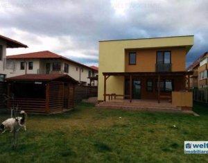 Vanazare casa indiviluala, ultrafinisata, zona Somesului