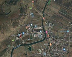 Vanzare teren industrial 5800 mp, Apahida, Cluj-Napoca