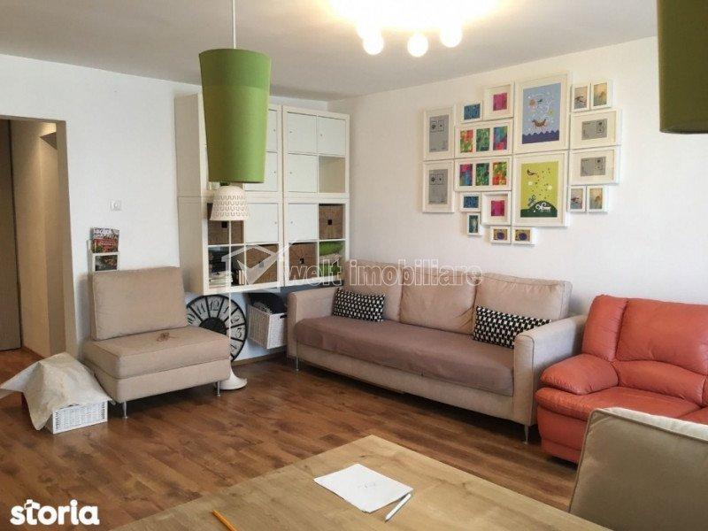Inchiriere apartament 3 camere Manastur