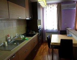 Inchiriere apartament cu 3 camere, ultrafinisat, Floresti, zona Volvo