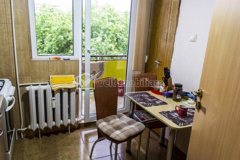 Apartament 2 camere decomandate, str. Lacul Rosu Marasti, 45mp, 2 balcoane 10mp