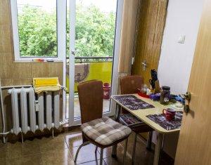 Apartament 2 camere decomandate,str. Lacul Rosu Marasti, 45mp, 2 balcoane 10mp