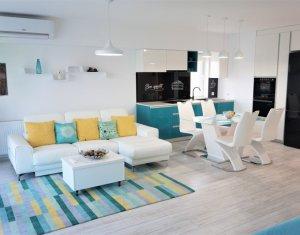 Apartament de lux in complex Viva City, cu terasa de 48mp si parcare subterana