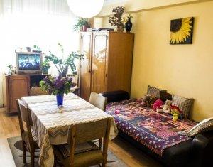 Apartament 2 camere decomandate Marasti sens girator, 52mp+balcon