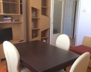 Vindem apartament cu 2 camere, decomandat, 42 mp, mobilat, utilat, in Manastur