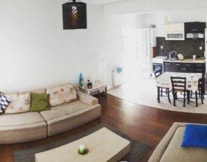 Duplex la pret de apartament, 120 mp, semimobilat, zona Terra