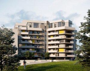 Penthouse 3 cam., Iulius Mall-Parc Gheorgheni, dispus pe 2 nivele, terasa 15 mp!