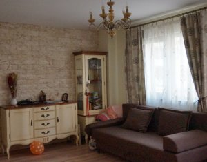 Apartament 2 camere cu gradina, Buna Ziua, finisat si mobilat modern