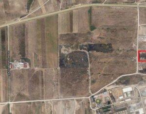 Vanzare teren industrial 16.800 mp, zona Tetarom II - Emerson, Cluj-Napoca