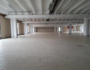 Inchiriere spatiu productie zona Aeroport, etaj cu lift, acc TIR
