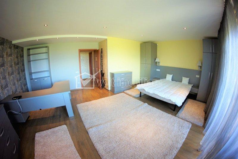 Apartament superb, ultrafinisat, zona verde, garaj subteran, Buna Ziua