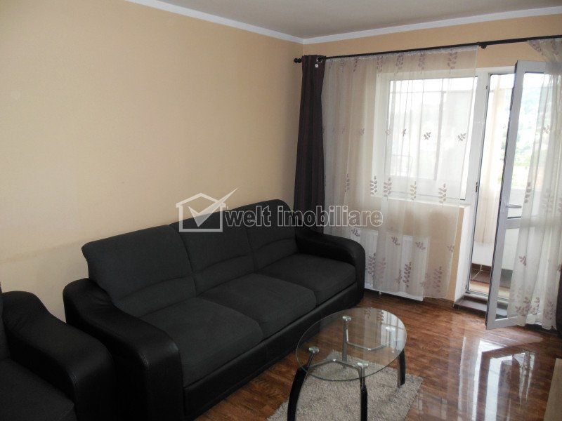 Inchiriere apartament cu o camera, etaj intermediar, Manastur
