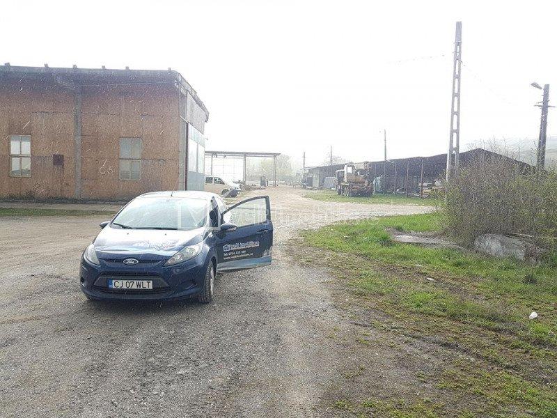 Teren in zona industriala, zona Cheile Baciului, zona de hale