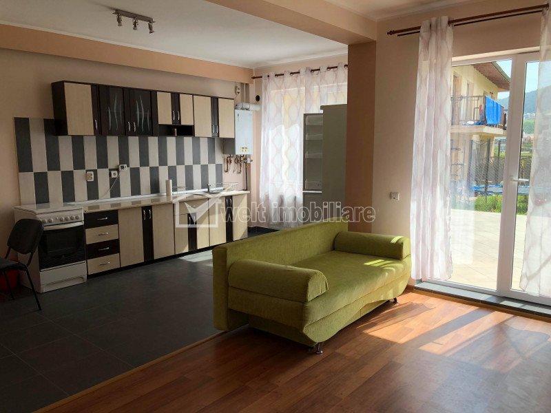 Apartament 3 camere cu terasa, zona Tauti, Floresti