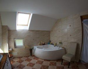 Casa individuala, 4 camere, 224mp utili, 600mp teren, Borhanci