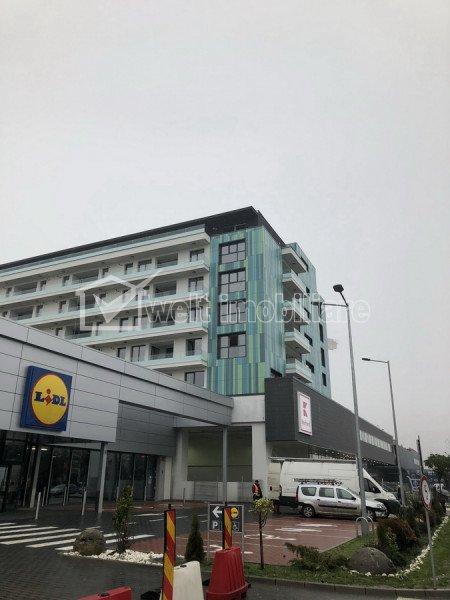 Apartament 1 camera, 37mp, constructie noua, zona Iulius Mall