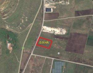 Vanzare teren industrial 8.633mp langa fabrica Bosch, Jucu, jud Cluj