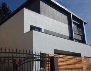 Casa de vanzare, parte de duplex, 6 camere, Gruia