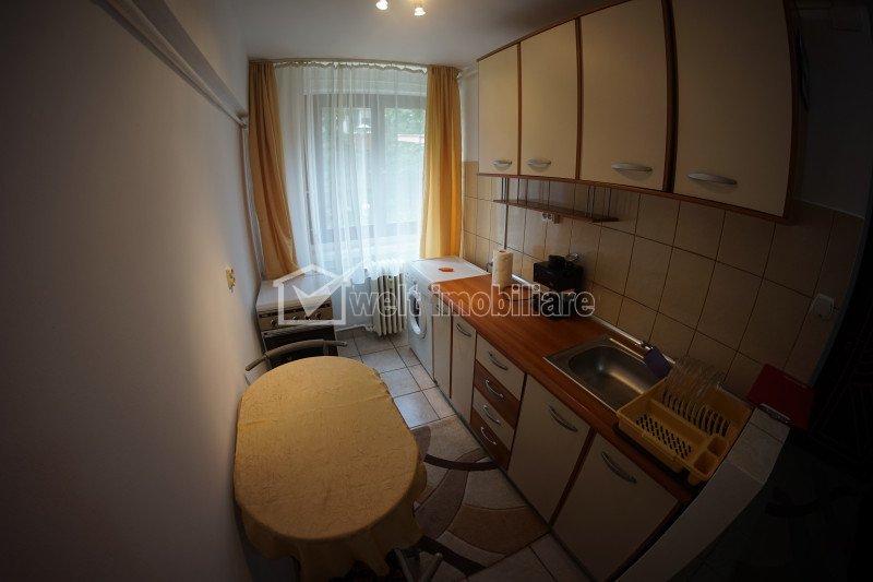 Inchiriem apartament 1 camera, mobilat, zona Vlahuta, Grigorescu