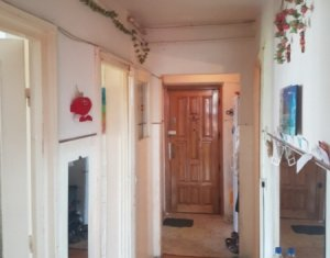 Apartament 3 camere, finisat, mobilat, in Manastur