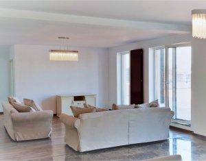 PRIMA INCHIRIERE! Apartament penthouse, 5 camere, 185mp terasa, Borhanci