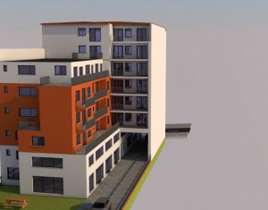 Proiect nou, apartemente de 3 camere, zona semicentrala!