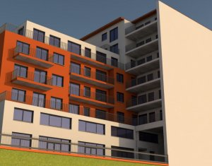 Proiect nou, Centru, apartament 3 camere, balcoane 31 mp !