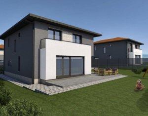 Vanzare casa individuala in zona Hotel Stil, 165 mp util, teren 600 mp