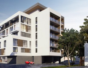 Spatiu comercial in Gheorgheni, zona Hermes, bloc nou, 124 mp, vitrina 14 ml