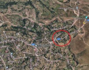 Teren de vanzare in Feleacu, 1700 mp, cu autorizatie pentru 3 case individuale