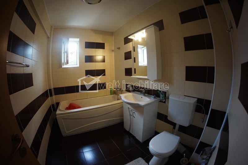 Inchiriere apartament de 3 camere, decomandat, etaj 1, garaj