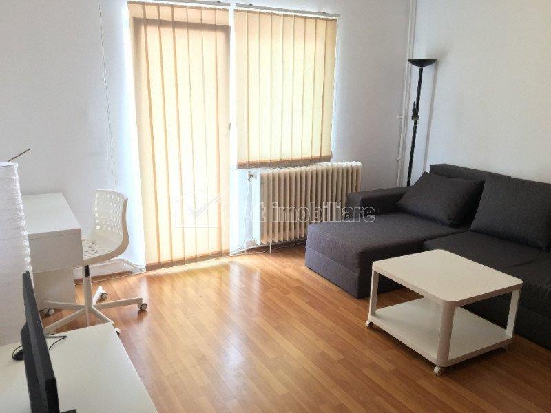 Inchiriere apartament cu 1 camera in Plopilor