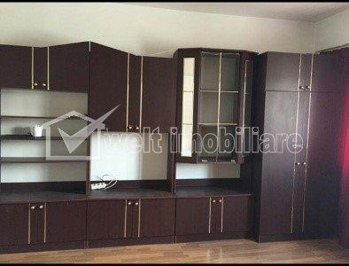 Apartament 1 camera, 43 mp, balcon, mobilat, utilat, Calea Floresti, Manastur