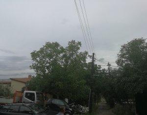Teren pentru casa, 508mp cu toate utilitatiile, zona Dambul Rotund