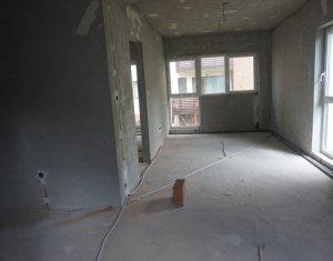 Super oferta! Apartament cu 2 camere, semifinisat, constructie 2018, Floresti