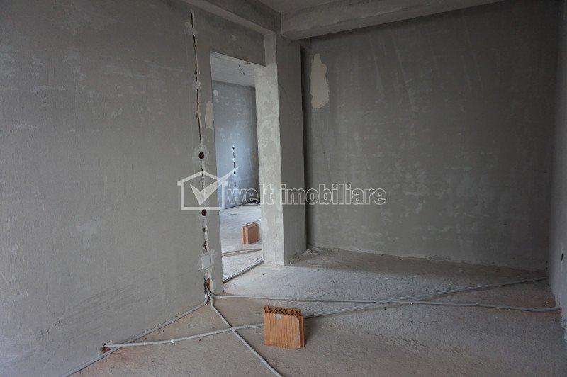 Super oferta!  Apartament cu 2 camere, semifinisat, constructie finalizata