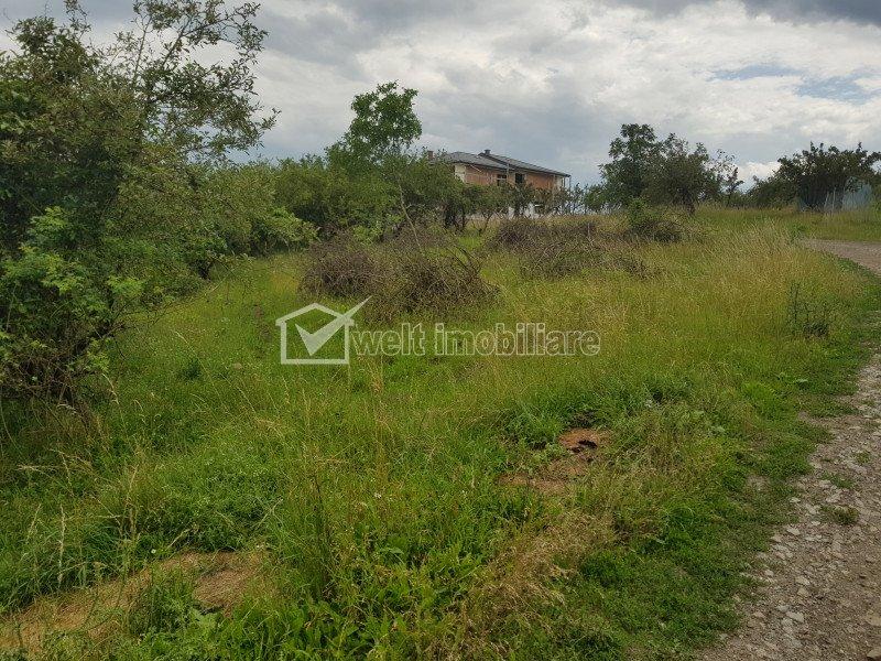 Teren de constructii casa sau duplex in zona Iris cu panorama