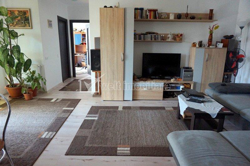 3 camere, 75 mp utili, finisaje moderne, zona Sesul de Sus