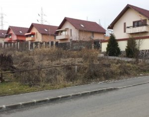 Teren 5000 mp, zona deosebita, ideal pentru casa individuala sau duplex
